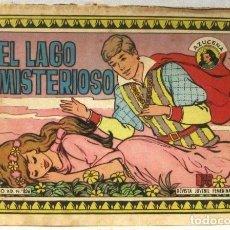 BDs: AZUCENA REVISTA JUVENIL FEMENINA - Nº 836 - EL LAGO MISTERIOSO. Lote 213995673