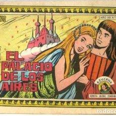 Tebeos: AZUCENA REVISTA JUVENIL FEMENINA - Nº 835 - EL PALACIO DE LOS AIRES. Lote 213995745
