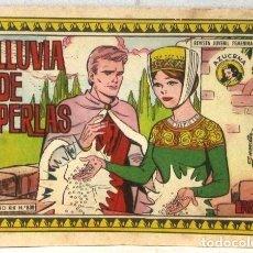 Tebeos: AZUCENA REVISTA JUVENIL FEMENINA - Nº 830 - LLUVIA DE PERLAS. Lote 213996160