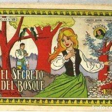 Tebeos: AZUCENA REVISTA JUVENIL FEMENINA - Nº 828 - EL SECRETO DEL BOSQUE. Lote 213996320