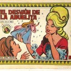 Tebeos: AZUCENA REVISTA JUVENIL FEMENINA - Nº 826 - EL DESVAN DE LA ABUELITA. Lote 213996480