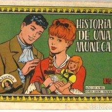 BDs: AZUCENA REVISTA JUVENIL FEMENINA - Nº 822 - HISTORIA DE UNA MUÑECA. Lote 213996776