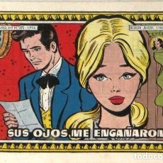BDs: AZUCENA REVISTA JUVENIL FEMENINA - Nº693 - SUS OJOS ME ENGAÑARON. Lote 214089013