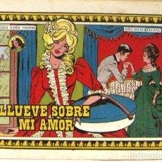 BDs: AZUCENA REVISTA JUVENIL FEMENINA - Nº673 - LLUEVE SOBRE MI AMOR. Lote 214091835