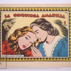 Tebeos: CÓMIC COLECCIÓN AZUCENA - Nº 239. LA ORQUÍDEA AMARILLA - ED. TORAY, AÑOS 50. Lote 214100861