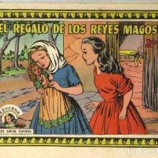 BDs: AZUCENA REVISTA JUVENIL FEMENINA - Nº 282 - EL REGALO DE LOS REYES MAGOS. Lote 214164096