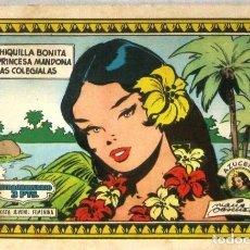 Tebeos: AZUCENA - EXTRAORDINARIO Nº38 - CHIQUILLA BONITA-PRINCESA MANDONA- LAS COLEGIALAS. Lote 214166948
