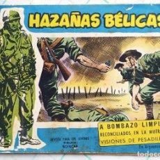 Tebeos: HAZAÑAS BÉLICAS, EXTRA AZUL Nº 16. Lote 214179007