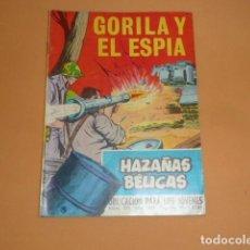Tebeos: HAZAÑAS BÉLICAS Nº 228 GORILA Y EL ESPÍA. Lote 215130046