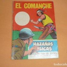 Tebeos: HAZAÑAS BÉLICAS Nº 292 EL COMANCHE. Lote 215130052