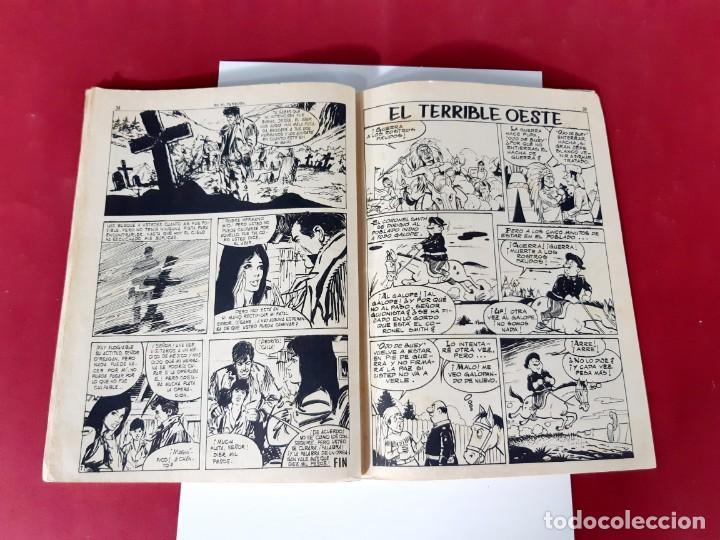 Tebeos: HAZAÑAS DEL OESTE-ALMANAQUE 1964 - Foto 3 - 215141421