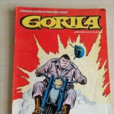 Tebeos: CÓMIC GORILA. EDICIONES TORAY. EDICIONES URSUS.. Lote 215177701