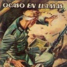 Tebeos: HAZAÑAS BELICAS-NOVELAS GRAFICAS – TOMO ENCUADERNADO CON LOS NUMEROS 14 AL 24. Lote 215531272