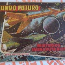 Tebeos: TORAY,- MUNDO FUTURO Nº 67. Lote 215626877