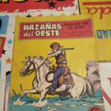 Tebeos: HAZAÑAS DEL OESTE N200. Lote 215826071