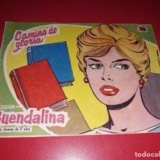 Tebeos: COLECCIÓN GUENDALINA Nº 10 TORAY 1959 CONTRAPORTADA CHARLTON HESTON. Lote 216373760