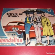 Tebeos: COLECCIÓN GUENDALINA Nº 17 TORAY 1959 CONTRAPORTADA TOMMY SANDS. Lote 216375577