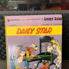 Tebeos: LUCKY LUKE DAILY STAR COMIC EN CATALAN 1986. Lote 216406272