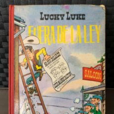 Tebeos: LOS DALTON Y LUCKY LUKE FUERA DE LA LEY EDITORIAL TORAY 2ª EDICION 1969. Lote 216406915