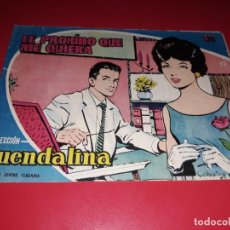 Tebeos: COLECCIÓN GUENDALINA Nº 45 TORAY 1959 CONTRAPORTADA LORENZO GONZALEZ. Lote 216453015