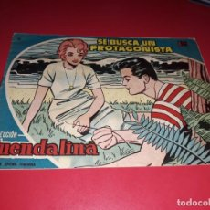 Tebeos: COLECCIÓN GUENDALINA Nº 66 TORAY 1959 CONTRAPORTADA HERMANAS SERRANO. Lote 216453922