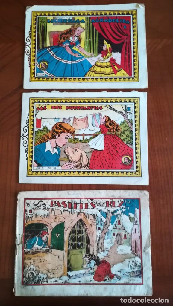 LOTE 3 NÚMEROS DE LA COLECCIÓN AZUCENA DE EDICIONES TORAY (Tebeos y Comics - Toray - Azucena)