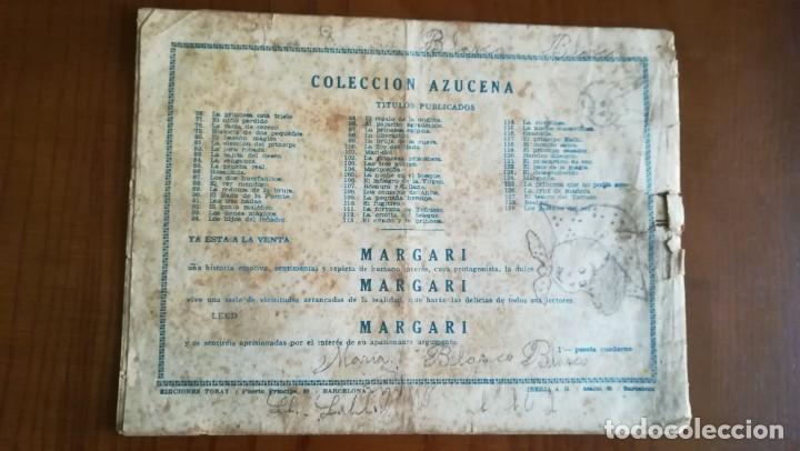 Tebeos: Lote 3 números de la Colección Azucena de Ediciones Toray - Foto 3 - 216819236