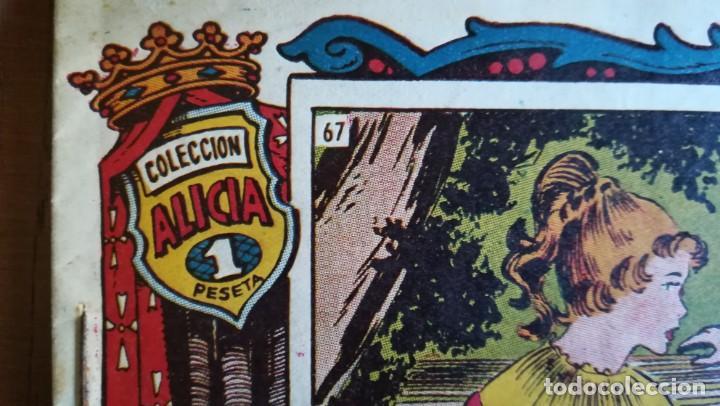 Tebeos: La Bella Aparición. Colección Alicia nº 67 Ed. Toray - Foto 2 - 216821570