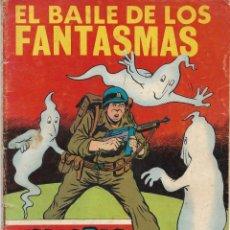 Tebeos: EL BAILE DE LOS FANTASMAS ( GORILA ). Lote 217303906