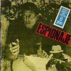 Tebeos: ESPIONAJE - Nº 50 -¡INVASIÓN!- GRAN JOSEP GUAL-1967-MUY BUENO- MUY DIFÍCIL-LEAN-3607. Lote 217701015