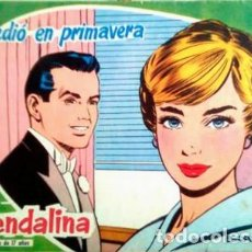Tebeos: GUENDALINA- Nº 3 -SUCEDIÓ EN PRIMAVERA-1959-ANTONIO BORRELL-JAMES DEAN-CORRECTO-DIFÍCIL-LEA-3732. Lote 218045926
