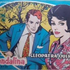 Tebeos: GUENDALINA- Nº 69 -CLEOPATRA QUERIDA-1960-GRAN ANTONIO BORRELL-REGULAR-MUY DIFÍCIL-LEAN-3735. Lote 218079053