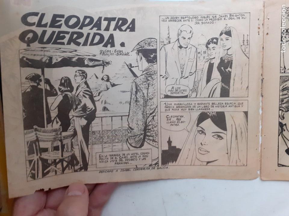 Tebeos: GUENDALINA- Nº 69 -CLEOPATRA QUERIDA-1960-GRAN ANTONIO BORRELL-REGULAR-MUY DIFÍCIL-LEAN-3735 - Foto 4 - 218079053