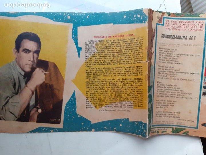Tebeos: GUENDALINA- Nº 105 -YO SOY LA PEQUEÑA-1961-GRAN HELENA-ANTHONY QUINN--MUY DIFÍCIL-LEAN-3738 - Foto 3 - 218084850