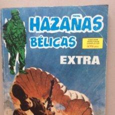 Tebeos: HAZAÑAS BÉLICAS EXTRA N 10-11-12. Lote 218406600