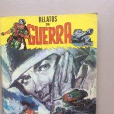 Tebeos: RELATOS DE GUERRA N 4-5-6. Lote 218407121