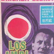 Tebeos: BRIGADA SECRETA Nº 182. LOS AMBICIOSOS. EDITORIAL TORAY AÑOS 60. Lote 218926371