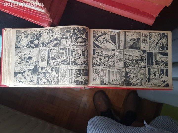 Tebeos: COLECCIÓN 24 TEBEOS/CÓMIC TOMO ORIGINAL MUNDO FUTURO 1 ALMANAQUE 1956 HAZAÑAS BÉLICAS 1955 TORAY( 3) - Foto 12 - 218950456