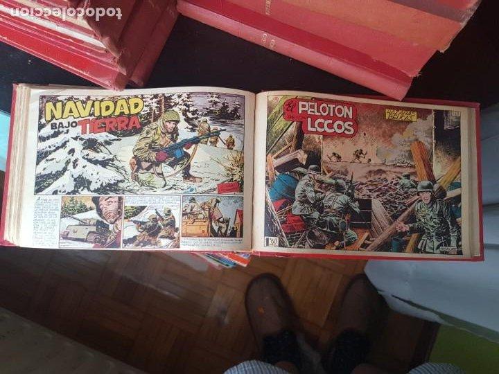 Tebeos: COLECCIÓN 24 TEBEOS/CÓMIC TOMO ORIGINAL MUNDO FUTURO 1 ALMANAQUE 1956 HAZAÑAS BÉLICAS 1955 TORAY( 3) - Foto 20 - 218950456