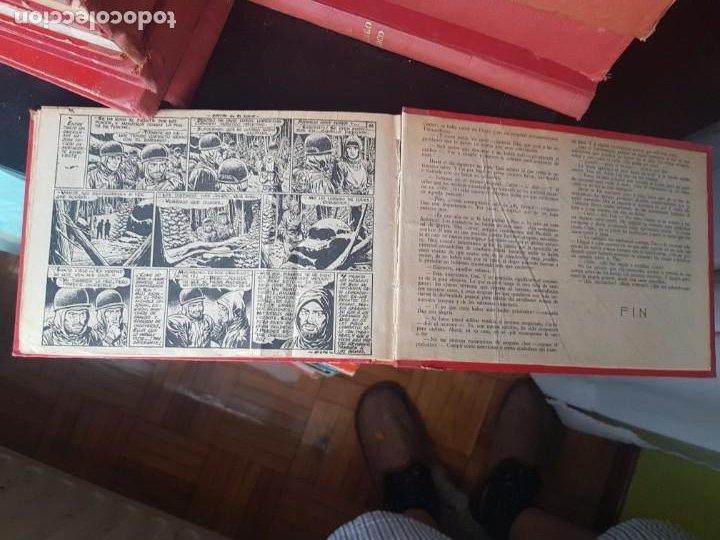 Tebeos: COLECCIÓN 24 TEBEOS/CÓMIC TOMO ORIGINAL MUNDO FUTURO 1 ALMANAQUE 1956 HAZAÑAS BÉLICAS 1955 TORAY( 3) - Foto 22 - 218950456