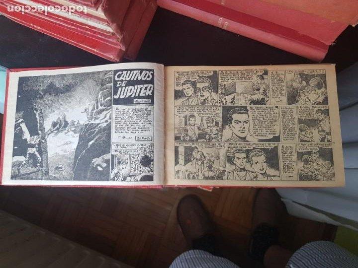 Tebeos: COLECCIÓN 25 TEBEOS/CÓMIC TOMO ORIGINAL MUNDO FUTURO ALMANAQUE 1957 HAZAÑAS BÉLICAS TORAY( 1) - Foto 4 - 218951385
