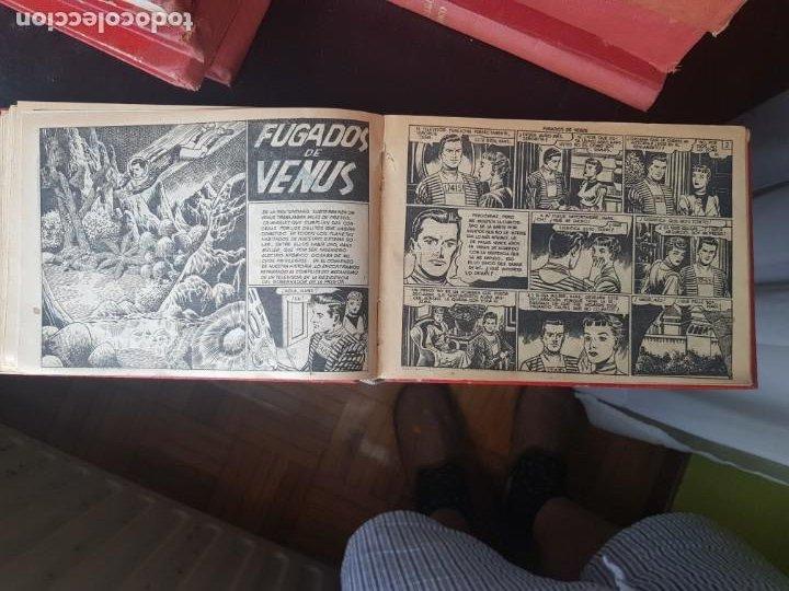 Tebeos: COLECCIÓN 25 TEBEOS/CÓMIC TOMO ORIGINAL MUNDO FUTURO ALMANAQUE 1957 HAZAÑAS BÉLICAS TORAY( 1) - Foto 20 - 218951385