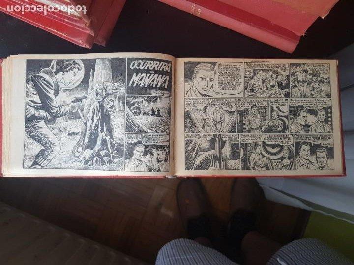 Tebeos: COLECCIÓN 25 TEBEOS/CÓMIC TOMO ORIGINAL MUNDO FUTURO ALMANAQUE 1957 HAZAÑAS BÉLICAS TORAY( 1) - Foto 22 - 218951385