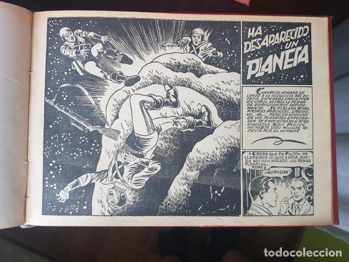 Tebeos: COLECCIÓN 25 TEBEOS/CÓMIC TOMO ORIGINAL MUNDO FUTURO ALMANAQUE 1957 HAZAÑAS BÉLICAS TORAY( 1) - Foto 26 - 218951385