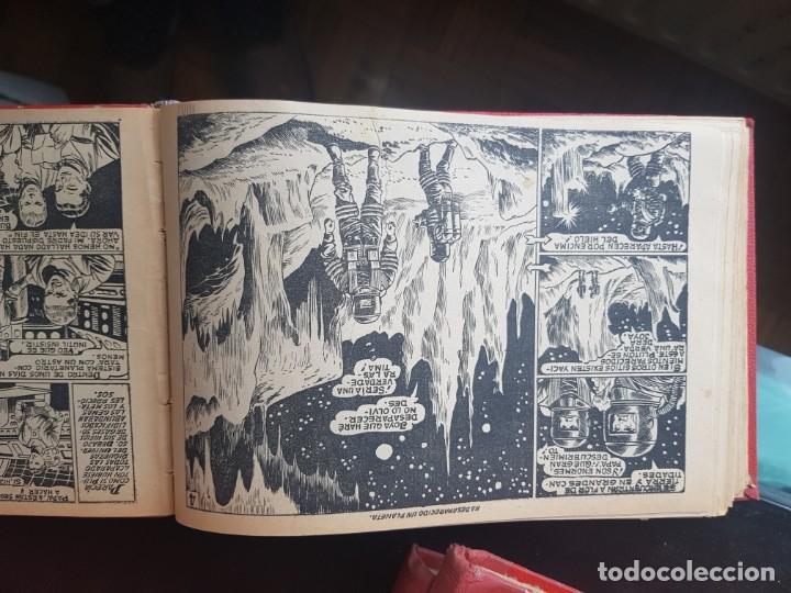 Tebeos: COLECCIÓN 25 TEBEOS/CÓMIC TOMO ORIGINAL MUNDO FUTURO ALMANAQUE 1957 HAZAÑAS BÉLICAS TORAY( 1) - Foto 27 - 218951385