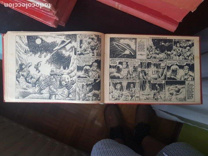 Tebeos: COLECCIÓN 25 TEBEOS/CÓMIC TOMO ORIGINAL MUNDO FUTURO ALMANAQUE 1957 HAZAÑAS BÉLICAS TORAY( 1) - Foto 28 - 218951385