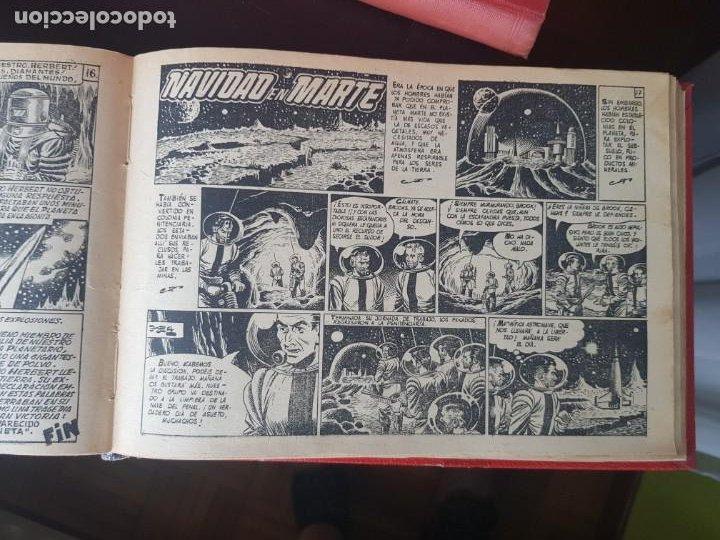 Tebeos: COLECCIÓN 25 TEBEOS/CÓMIC TOMO ORIGINAL MUNDO FUTURO ALMANAQUE 1957 HAZAÑAS BÉLICAS TORAY( 1) - Foto 29 - 218951385