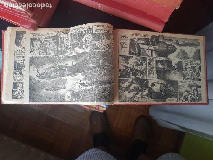 Tebeos: COLECCIÓN 25 TEBEOS/CÓMIC TOMO ORIGINAL MUNDO FUTURO ALMANAQUE 1957 HAZAÑAS BÉLICAS TORAY( 1) - Foto 34 - 218951385