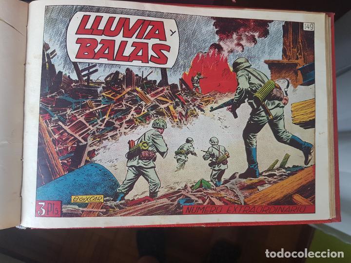 Tebeos: COLECCIÓN 25 TEBEOS/CÓMIC TOMO ORIGINAL MUNDO FUTURO ALMANAQUE 1957 HAZAÑAS BÉLICAS TORAY( 1) - Foto 36 - 218951385