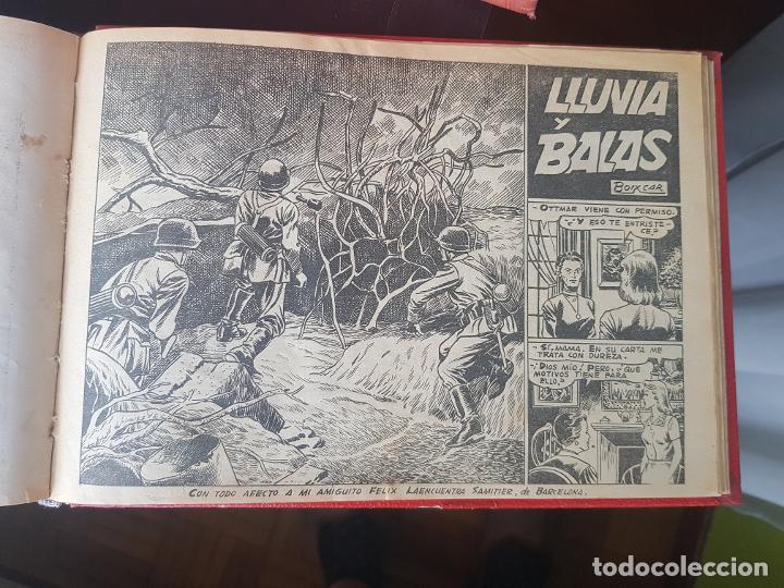 Tebeos: COLECCIÓN 25 TEBEOS/CÓMIC TOMO ORIGINAL MUNDO FUTURO ALMANAQUE 1957 HAZAÑAS BÉLICAS TORAY( 1) - Foto 37 - 218951385